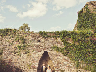 South Wales Wedding Photographer : Usk Castle Wedding - Stewart & Silvia