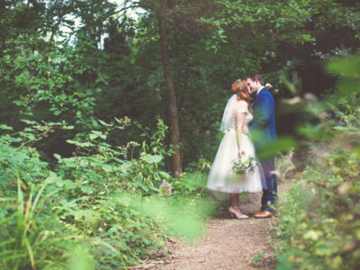 Bristol Wedding Photographer : Alternative Wedding in Arnos Vale Cemetery - Laura & Nick