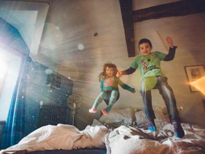 Family Lifestyle Photography : Wye Valley Family - Trevor & Becky