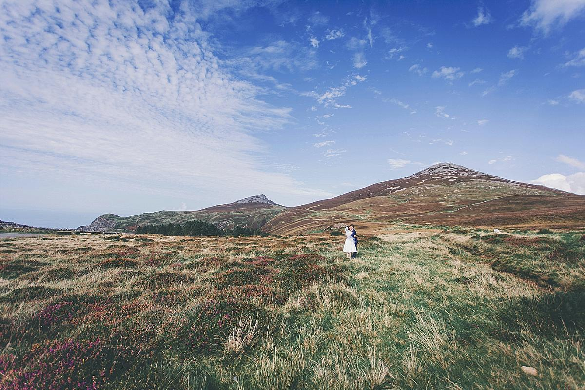 North Wales Wedding