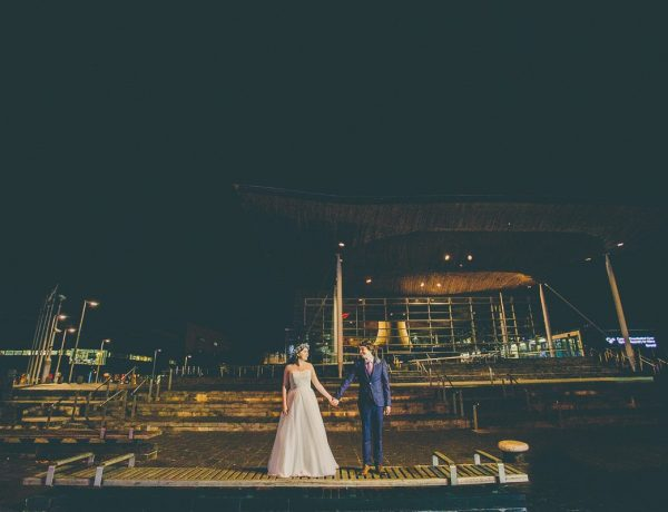 Cardiff Bay Wedding Photography