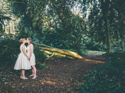 Oxford Wedding Photography : Bev & Alex at Headington Hill Hall