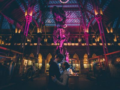 Oxford Wedding Photography : Becky & Blaine's Harry Potter Themed Wedding