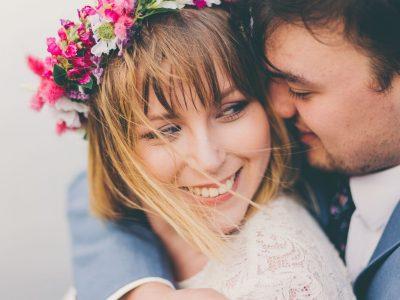 Intimate Wedding : Rebecca & Ryan at Nantwen ~ Pembrokeshire Wedding Photography