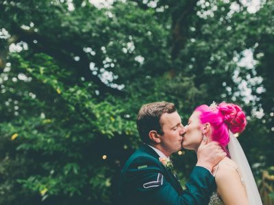 Traditional Rebellion: Kate & Kieran's wedding at The Manor By The Lake
