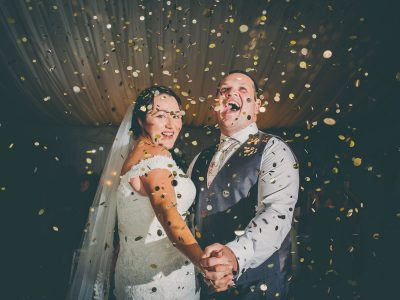 Claire & Rob : Bryngarw House Wedding