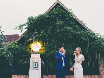 Romantic, Beautiful & Cool : Mel & Alex's High Billinghurst Farm Wedding