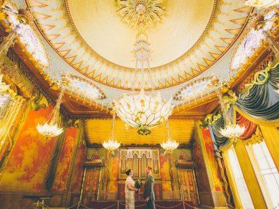 Brighton Pavilion Wedding : Ceri & Dougal